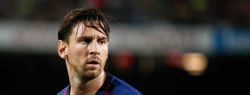El crack tapado que el Barça de Messi ha intentado fichar y que les ha dicho que va al Real Madrid