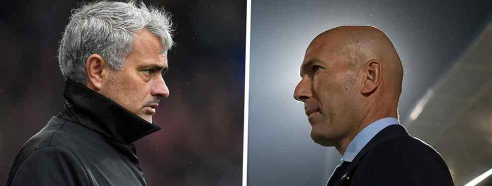 El Real Madrid ya tiene entrenador para la temporada próxima (Mourinho y Zidane alucinan)