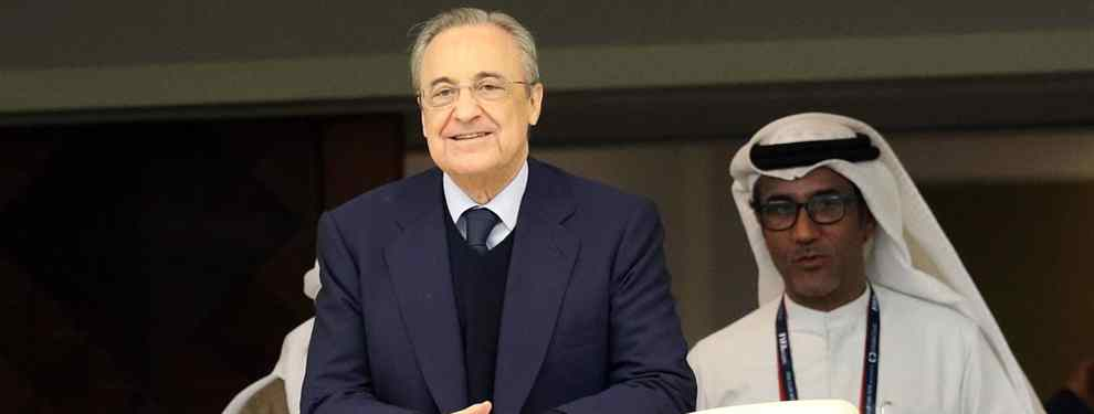Florentino Pérez prepara la reconstrucción del Real Madrid desde las oficinas. El cuadro blanco sigue arrastrándose por el campo y el presidente ya tiene varios nombres en mente.