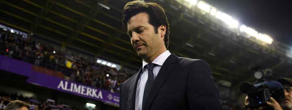 Llama a Florentino Pérez para ser el recambio de Solari: el galáctico que se ofrece al Real Madrid