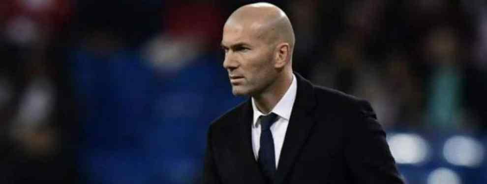 Bombazo. Contra todo pronóstico, Zinedine Zidane será el nuevo entrenador del Real Madrid por lo que queda de curso y varios más. Finalmente, el galo es el elegido por Florentino Pérez.