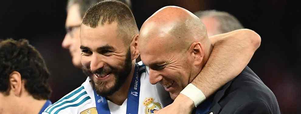 Zinedine Zidane ha llegado al Real Madrid. Se abre una nueva etapa. Todos los jugadores tendrán una segunda oportunidad, a excepción de algunos como Bale o Ceballos, y muchos traspasos han quedado en 'stand by'.