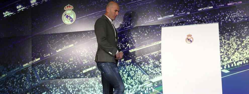 Zidane los echa a patadas: los cracks del Real Madrid que están en la calle por unas declaraciones