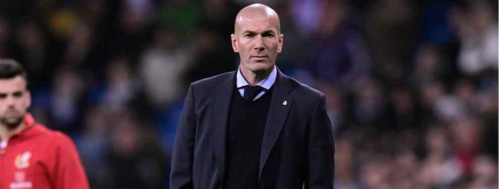Puerta cerrada. La llegada de Zidane acerca a algunos galáctico al Real Madrid, pero, también, empuja a otros lejos del Santiago Bernabéu. En esta última lista, figura un nombre: Mauro Icardi.