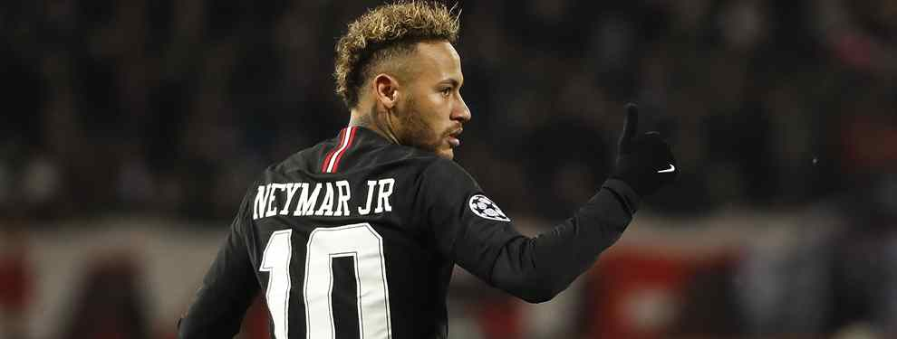 Neymar se lleva un titular del Barça de Messi (y no es al PSG)
