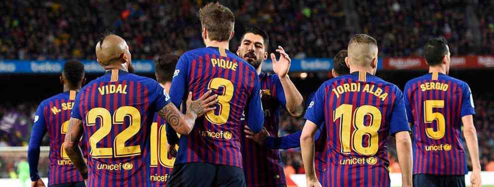 Messi no quiere hablar: la fiesta loca de un titular del Barça que avergüenza a Piqué y Luis Suárez