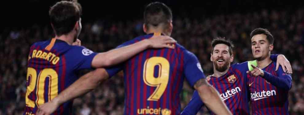 La bomba de Messi a Cristiano Ronaldo (y a Zidane) que estalla tras el Barça-Olympique de Lyon