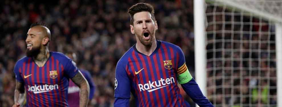 El Barça sueña despierto. Los Messi, Piqué, Luis Suárez y compañía tienen la Liga Santander en el bolsillo, la Copa del Rey casi ganada -juegan contra el Valencia la final- y siguen vivos en Champions League.