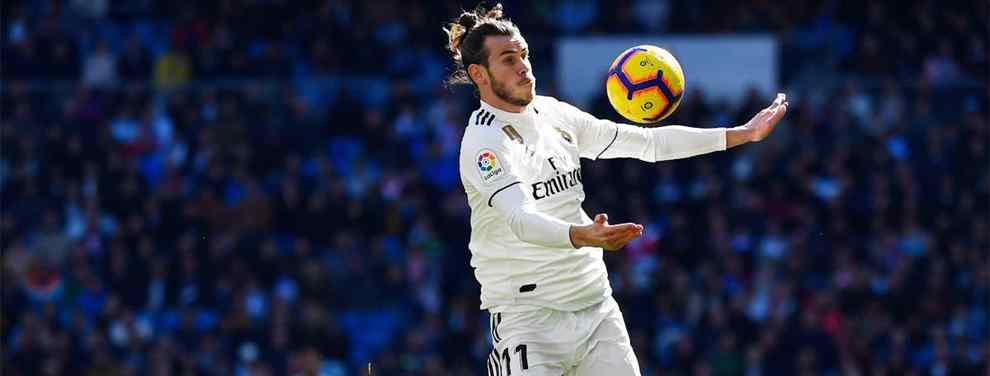 El truque con Bale que el Manchester United pone sobre la mesa de Florentino Pérez (y Zidane)