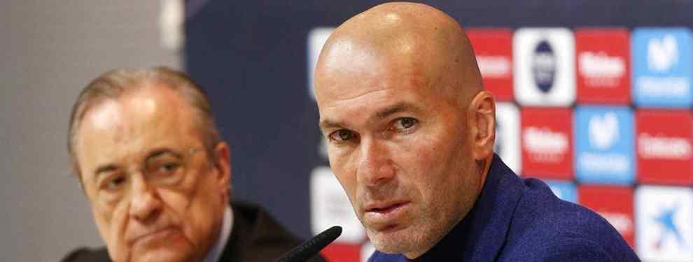 Messi se muerde las uñas: los 160 millones de Florentino para el Real Madrid de Zidane