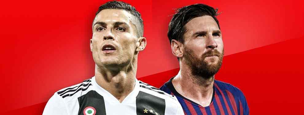 El mensaje de Messi a Cristiano Ronaldo (y a Pep Guardiola) que dinamita el Barça-Manchester United
