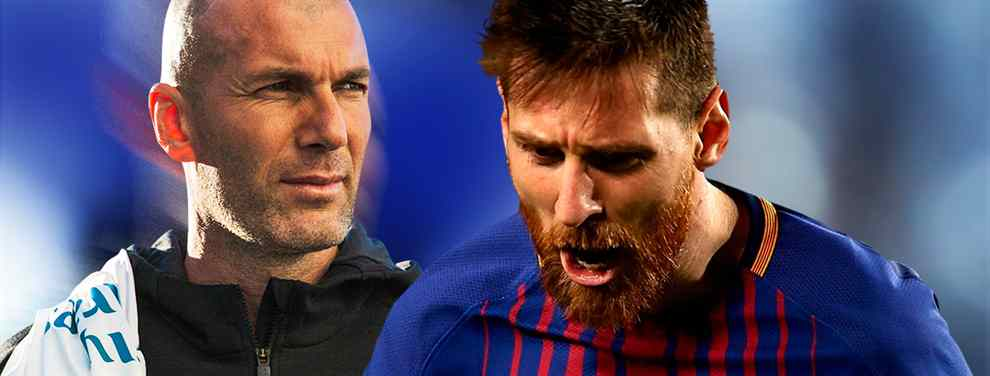 El fichaje que el Manchester United le roba a Zidane y a Leo Messi