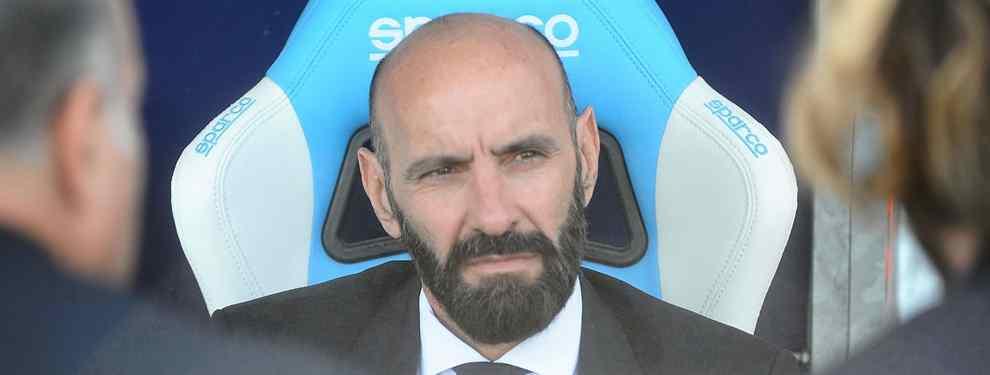 El Sevilla contacta con Monchi: Vendría con 3 fichajes (y depende de Florentino Pérez)