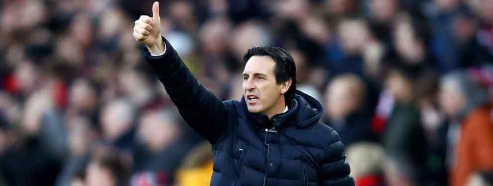 Unai Emery se lo lleva: el Arsenal fichará a un jugador descartado por el Barça de Messi