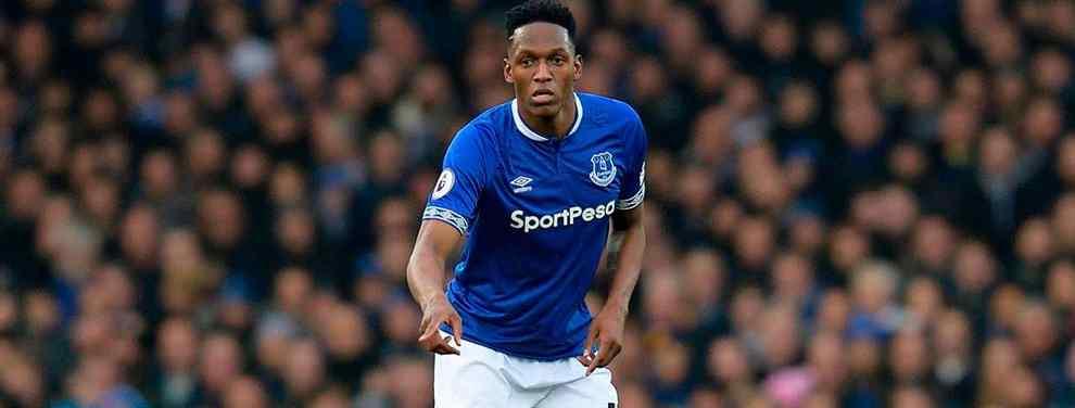 Bestial: la rajada contra Yerry Mina que sacude el Everton y que llega hasta el Barça