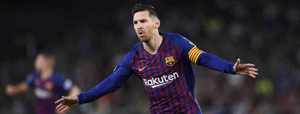 Leo Messi no quiere ver a Antoine Griezmann ni en pintura. El fracaso del Atlético de Madrid esta temporada ha supuesto un punto de inflexión para el galo, que busca una salida.
