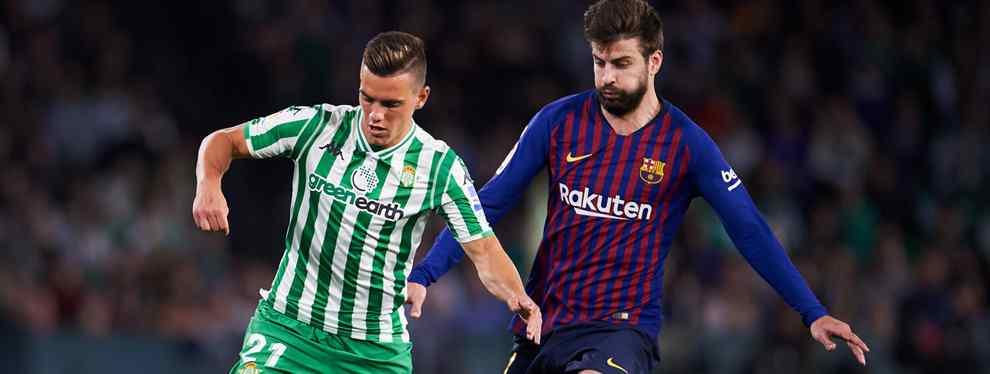 Puerta cerrada. El Barcelona otea al horizonte en busca de más madera para la primera línea de ataque con un nombre que vuelve a estar sobre el tapete azulgrana: Antoine Griezmann.