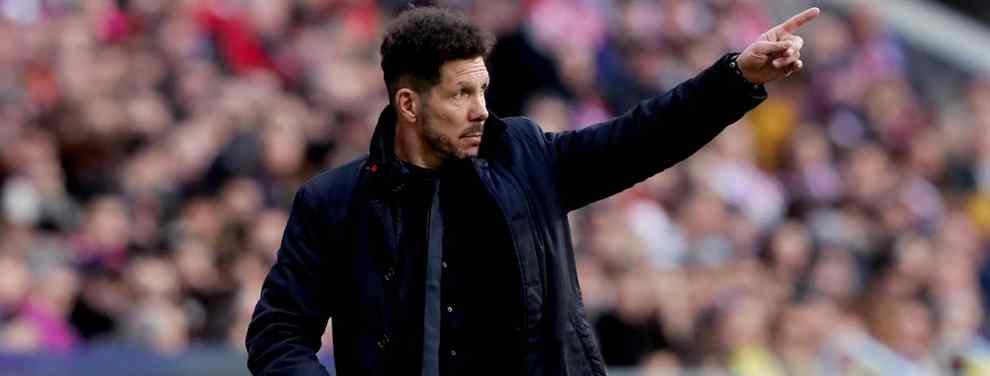 Fumata blanca en el Wanda Metropolitano. Después del ridículo en Champions League, el Atlético de Madrid intenta contentar a su afición con nuevas llegadas para el equipo.