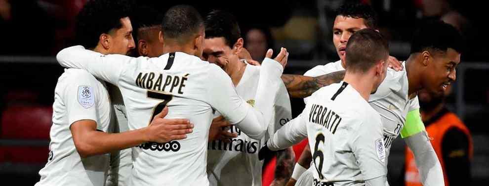 Oferta del PSG a un titular de Zidane. Y quiere irse. Fuga inesperada en el Real Madrid