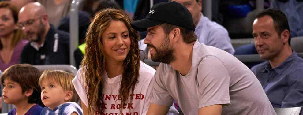 "Lío bestial con Shakira por un video de Piqué desatado en la discoteca: ""¡Ojo a como va!"""