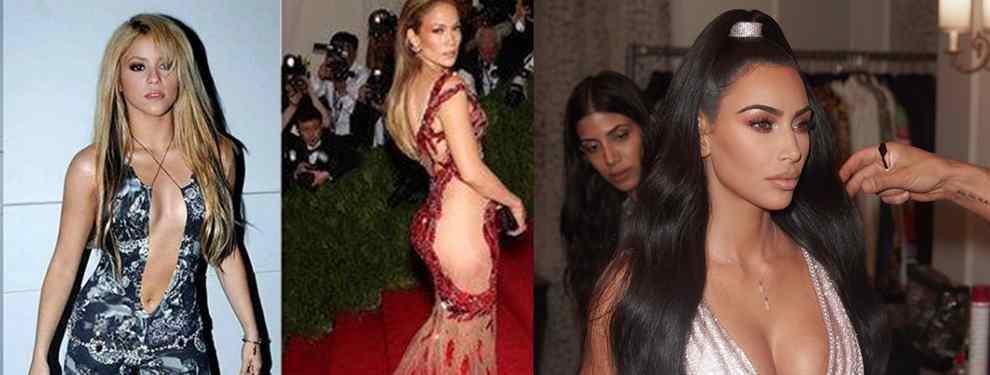 El mini tanga de Shakira (al estilo Jennifer López y Kardashian) que calienta el verano en España