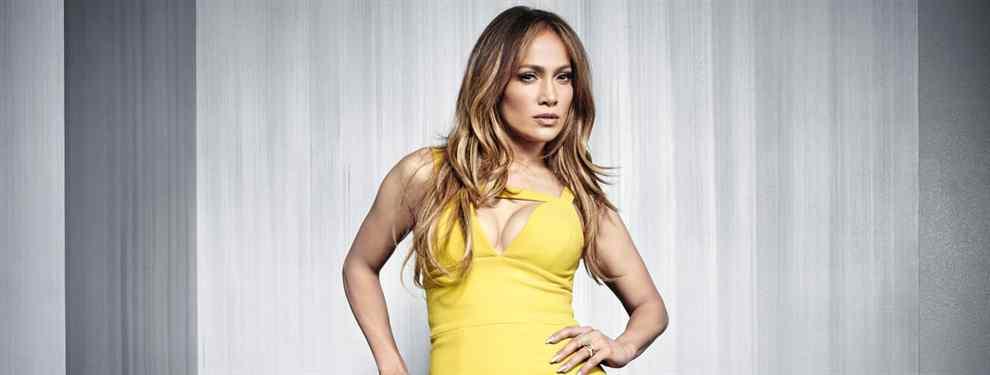 Jennifer López tiene un descuido con un vestido: la foto que revoluciona Instagram