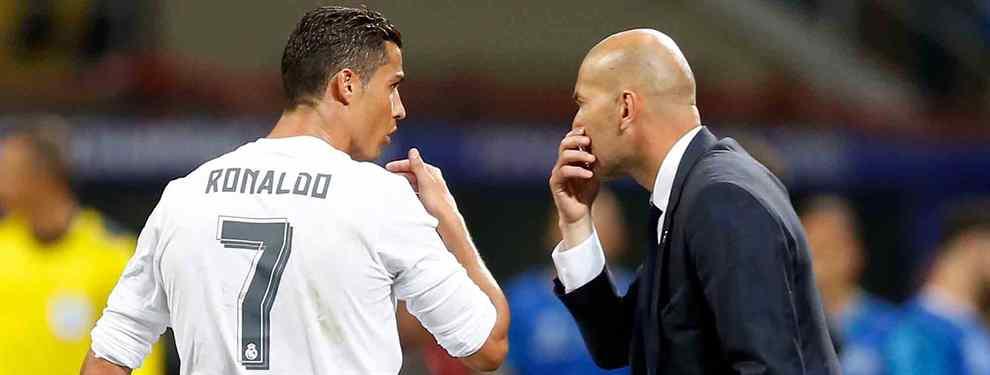 Zidane es el Rey Midas del Real Madrid. En el equipo blanco pocos son los que no quieren estar/vivir bajo su paraguas.  El galo convierte en oro todo lo que toca y eso lo sabe mejor que nadie Karim Benzema.