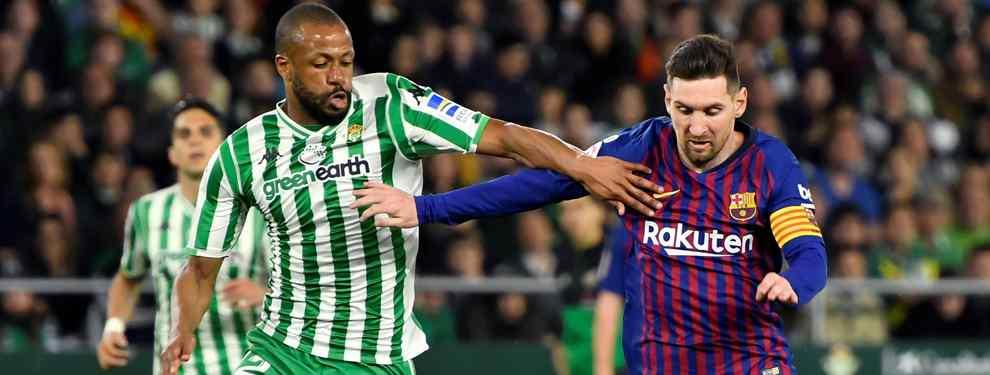 Nicolás Tagliafico ha sido capaz de rechazar al Barça. El lateral argentino, una de las grandes revelaciones de la Champions League, ha hecho oídos sordos a la propuesta azulgrana.