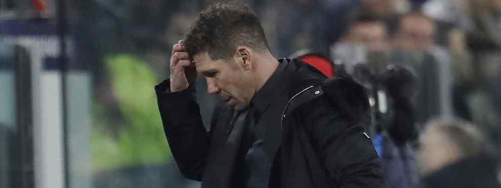 Varios cracks intentar huir del Atlético de Madrid. El proyecto de Simeone se hunde en la miseria y los fracasos son ya costumbre en el Manzanares, por lo que varios jugadores buscan una salida.