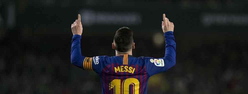 El tiempo transcurre y el temido retiro de Lionel Messi de los terrenos de juego cada vez se encuentra más cerca. A pesar de estar por encima de los 30 años, el argentino mantiene una gran velocidad y despliegue físico.