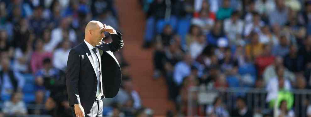 Zidane al asumir el mando, ha hecho entender que su única misión en este momento es la de terminar lo que resta de liga en la mejor posición posible, y que no piensa en lo que pasará cuando termine la temporada.