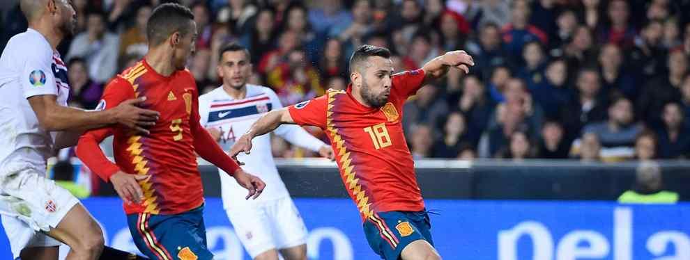 Desde Barcelona se encontraban atentos al partido de la Selección Española ante Noruega, y no precisamente por los jugadores blaugranas que estaban en campo ayer.