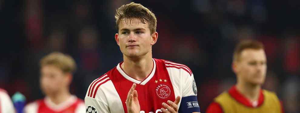 En el Ajax se encuentran varias joyas que van a ser determinantes en el futuro en Europa, y ya el Barcelona logró tomar ventaja sobre el resto contratando al centrocampista Frenkie de Jong.