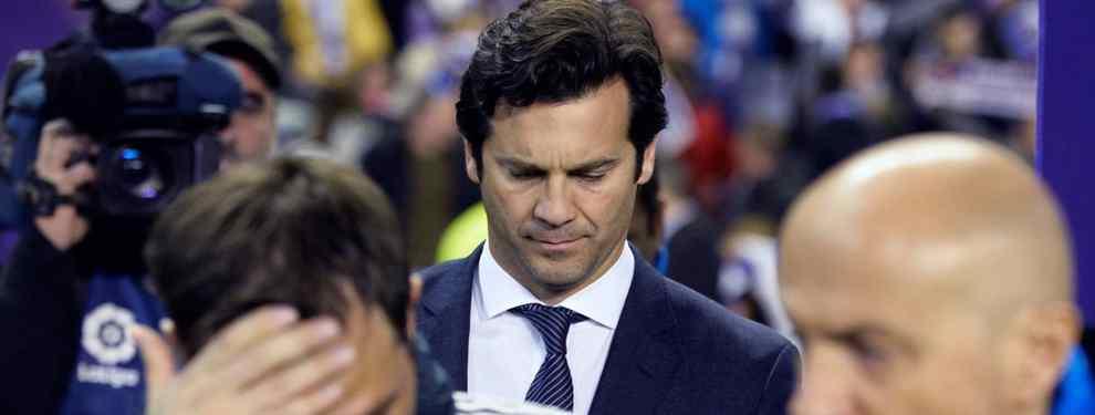 El fichaje de Solari al que Zidane ya ha invitado a salir (y Florentino no sabe qué hacer)