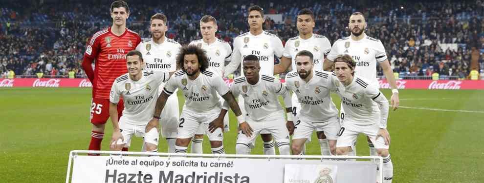 El Real Madrid 2019-20 estrenará camiseta de un color revolucionario