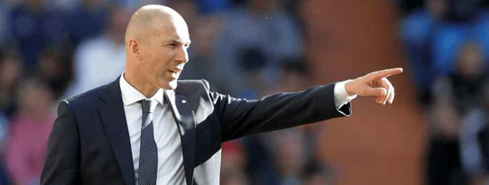 Zinedine Zidane no cuenta con Casemiro. Ya se lo ha hecho saber al propio jugador brasileño y a Florentino Pérez, que aprueba su salida del Real Madrid, siempre que reciba 60 millones de euros.