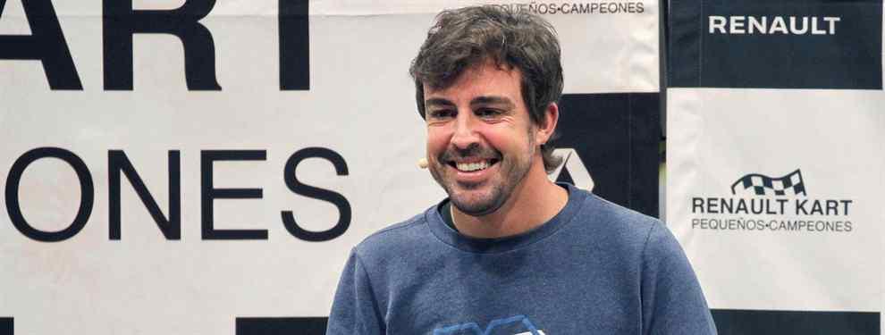 Fernando Alonso está de estreno. El que fuera capo de la F1 no ha firmado ningún contrato bomba para regresar al 'Gran Circo' y sigue sin equipo en la máxima categoría, pero acaba de poner en marcha un nuevo proyecto.
