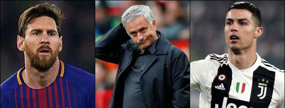Cartas sobre la mesa. José Mourinho ultima su vuelta a los terrenos de juego -tiene una oferta del PSG- pero no quita ojo a la actual temporada y, en especial, a la Champions.
