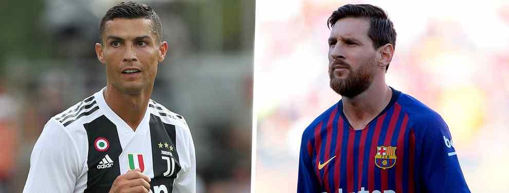 Bajada de humos a Cristiano Ronaldo: el palo (con Messi) que da la vuelta a América