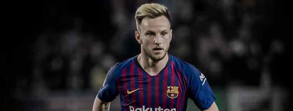 La Premier puja por un titular del Barça (y Messi da luz verde a su salida. Y no es Rakitic)