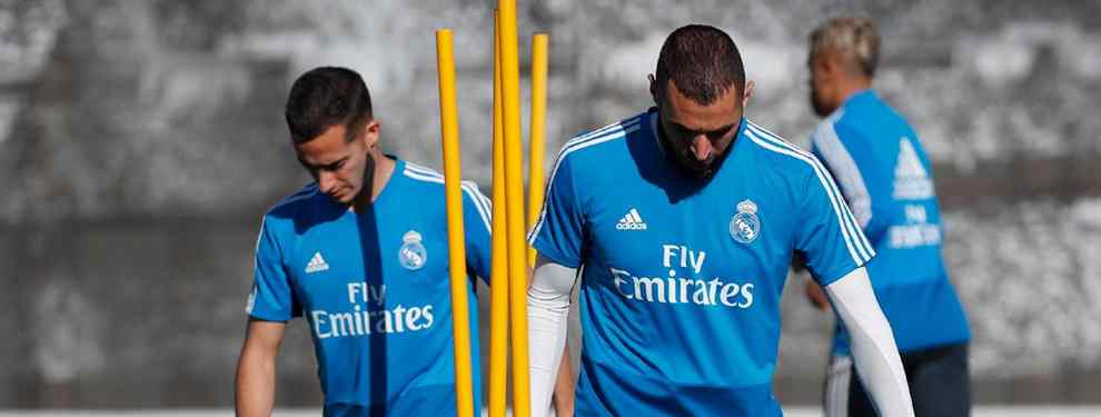 Zidane se ha salido con la suya. A pesar de que Florentino Pérez estaba decidido y tenía claro que el Real Madrid necesitaba un delantero galáctico, finalmente llegará una joven promesa.