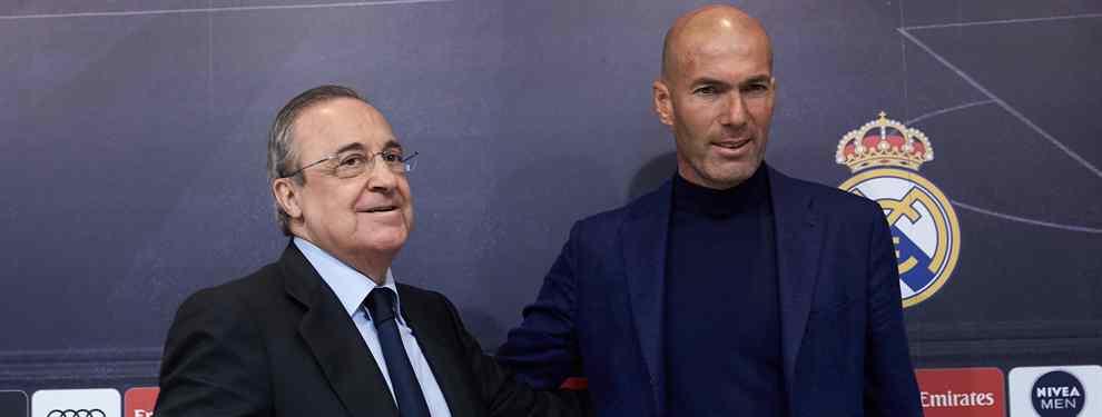 La llegada de Zinedine Zidane al Real Madrid ha cambiado algunas cosas. Entre ellas, las operaciones abiertas por Florentino Pérez antes del fichaje del nuevo técnico.