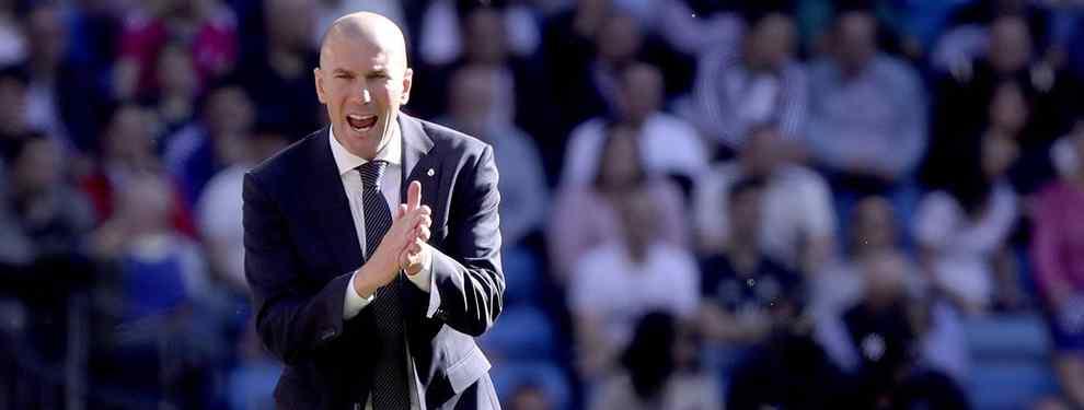 El crack con ofertas de PSG, Arsenal, United, Juventus y Bayern. Zidane lo quiere echar del Madrid