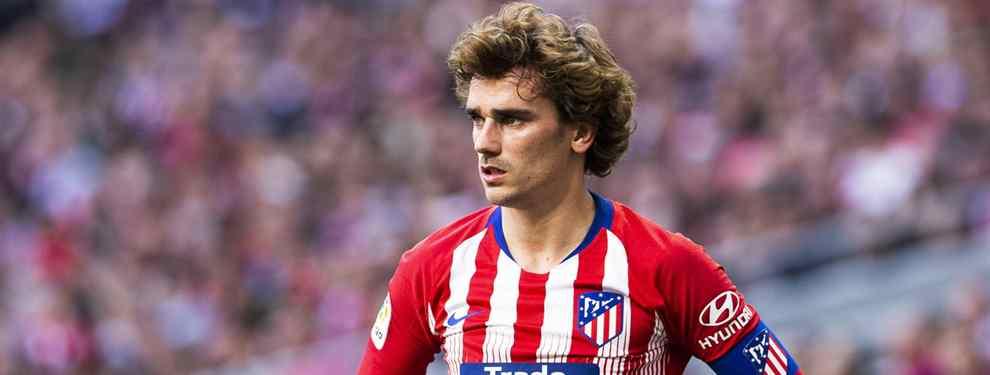 Antoine Griezmann es la siguiente 'patata caliente' del Atlético de Madrid, que ya ha perdido a Lucas Hernández y que también dirá adiós a Diego Godín, Filipe Luis, Savic y Juanfran.