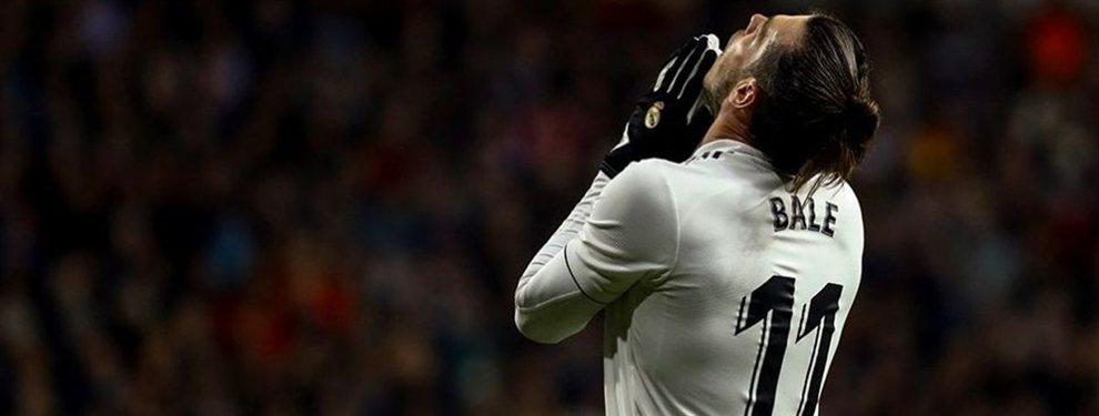 La ecuación no tiene incógnitas. Es salir o salir. Ni Florentino Pérez ni Zinedine Zidane cuentan con el galés, por el que se escuchan ofertas desde hace meses. Pero hay un serio problema.