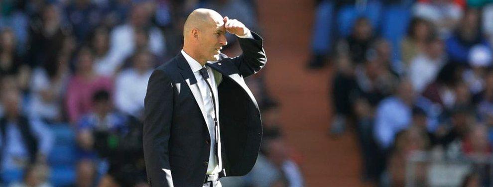 Zidane da el OK a Florentino Pérez para vender a un titular del Real Madrid y traer a una bomba