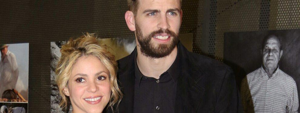 Piqué cuenta los millones de euros que tiene con Shakira (y arde España)