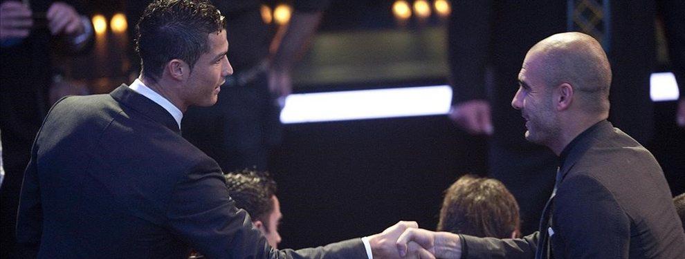 La puñalada de Guardiola a Cristiano Ronaldo: El jugador de la Juve que quiere en el City en verano