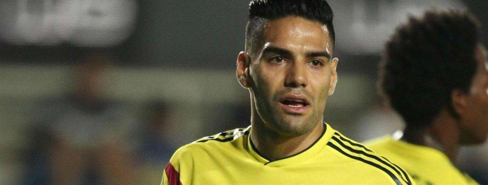 Radamel Falcao tendrá que cambiar de aires el próximo verano debido a un imprevisto que puede revolucionar al fútbol europeo y que tiene a Florentino Pérez como causante.