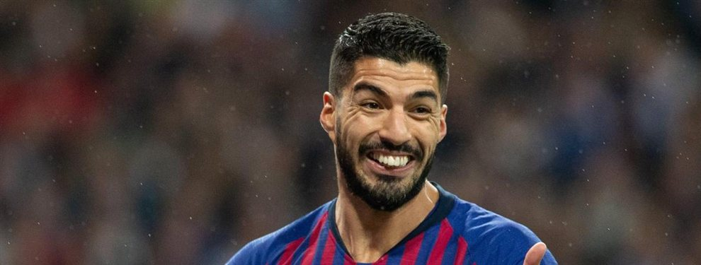 Adiós al Barça: el delantero TOP que no será el heredero de Suárez (también sonaba para el Madrid)